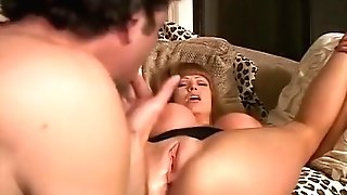 Auburn Haired Chesty Cougar Point Of View Rectal