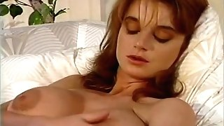 Sassy Blonde Gets Dick In A Retro Pornography Film