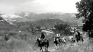 Fuck-a-thon Meeting of Indians and Cowboys