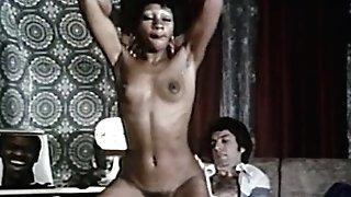 Antique Euro Interracial Porno, 1970s