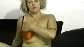 Matures Vixen Cravingly Stuffing Big Faux-cock In Every Fuckhole