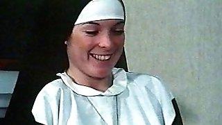 Nymphomaniac Nuns (Old school) 1970s (Danish)