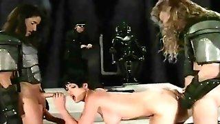 Spandex 1995 Scenes