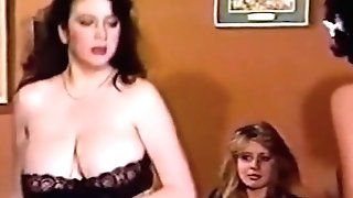 School For Strippers - Antique Brit Big Tits Dancing