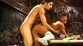 Lady In The Metal Mask Two (1998) Classical Porno