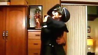 Policewoman Policeman Hump