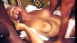 DC Collection Loop - Housewife's Desire - Antique Interracial