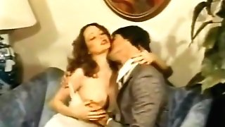 Jacquline Lorains And Mike Horner Old School Gonzo Pornography