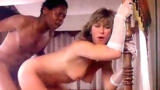 Marilyn Chambers Interracial Bang-out