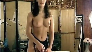 Unexperienced UK sex industry star Nicky Norman