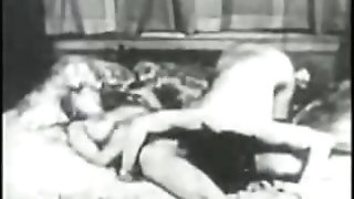 Antique PORNO from girl/girl to internal ejaculation