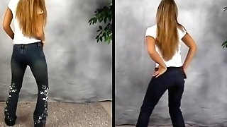 Lengthy Way To The Top Christina Model Rocking Out.avi